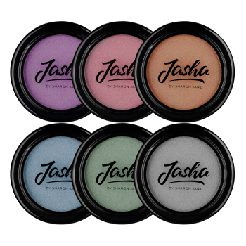 Set 5: pure eyeshadow 6x